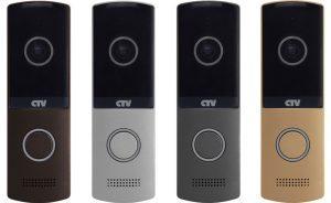 CTV-D4003AHD Вызывная панель для видеодомофонов