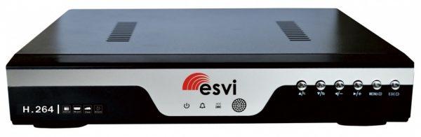 EVD-6108HLX-1 гибридный 5 в 1 видеорегистратор, 8 каналов 1080P*12к/с, 1HDD