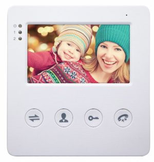 EVJ-4(w) | Видеодомофон 4.3″ LCD TFT