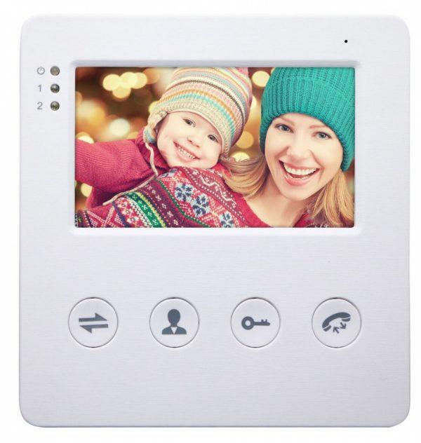 "EVJ-4(w) | Видеодомофон 4.3"" LCD TFT"